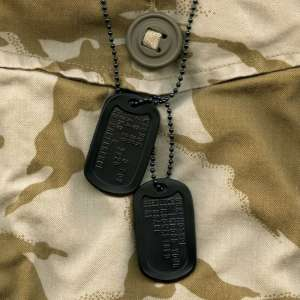 special forces dog tags